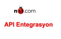 n11 Pazaryeri API Entegrasyonu